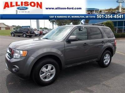 2012 Ford Escape XLT SUV for sale in Morrilton for $19,450 with 25,980 miles.