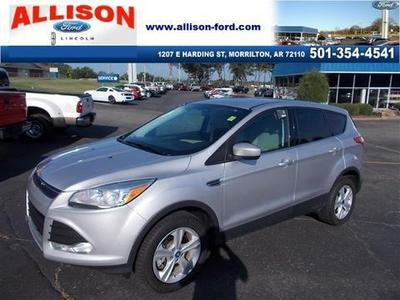 2013 Ford Escape SE SUV for sale in Morrilton for $19,950 with 35,394 miles.