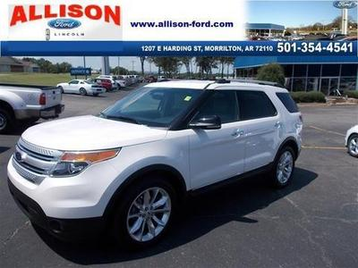 2013 Ford Explorer XLT SUV for sale in Morrilton for $31,850 with 25,696 miles.