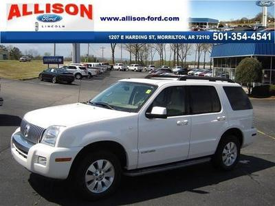 2010 Mercury Mountaineer SUV for sale in Morrilton for $17,840 with 59,591 miles.