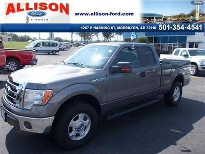 2011 Ford F150 XLT Extended Cab Pickup for sale in Morrilton for $26,450 with 47,808 miles.
