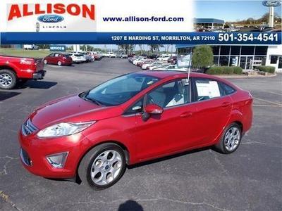 2011 Ford Fiesta SEL Sedan for sale in Morrilton for $13,540 with 54,838 miles.