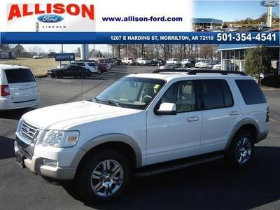 2010 Ford Explorer Eddie Bauer SUV for sale in Morrilton for $23,540 with 42,801 miles.