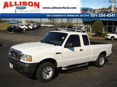 2010 Ford Ranger XL Extended Cab Pickup for sale in Morrilton for $13,850 with 51,569 miles.
