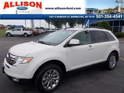 2010 Ford Edge SEL SUV for sale in Morrilton for $17,840 with 73,139 miles.
