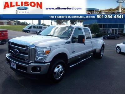 2011 Ford F350 Lariat Crew Cab Pickup for sale in Morrilton for $42,450 with 43,037 miles.