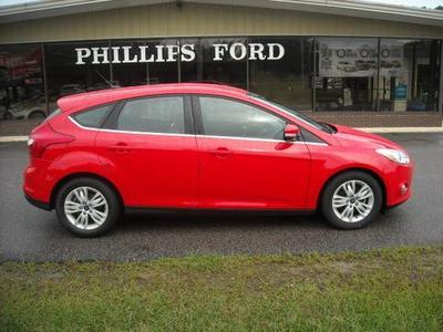 2012 Ford Focus SEL Hatchback for sale in Carthage for $16,942 with 32,812 miles.