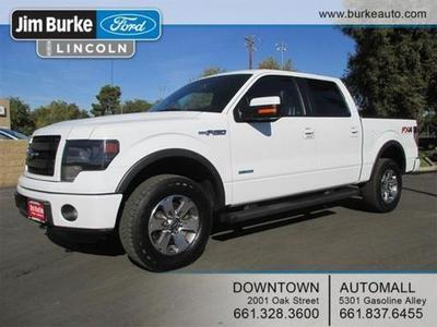 2013 Ford F150 Crew Cab Pickup for sale in Bakersfield for $45,250 with 20,799 miles.