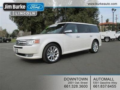 2011 Ford Flex SUV for sale in Bakersfield for $29,986 with 44,085 miles.