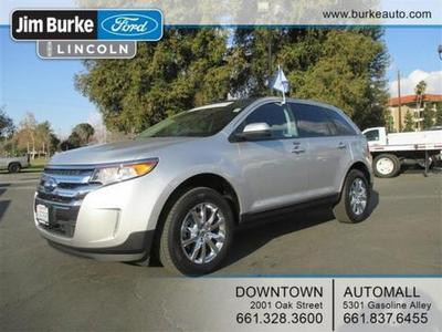 2011 Ford Edge SEL SUV for sale in Bakersfield for $24,483 with 24,605 miles.