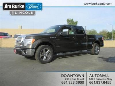 2009 Ford F150 Crew Cab Pickup for sale in Bakersfield for $28,441 with 57,119 miles.