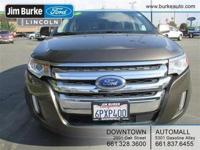 2011 Ford Edge Limited SUV for sale in Bakersfield for $29,530 with 28,819 miles.