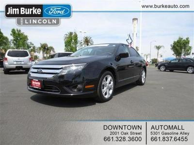 2012 Ford Fusion SE Sedan for sale in Bakersfield for $17,585 with 19,273 miles.