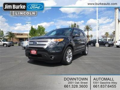2013 Ford Explorer XLT SUV for sale in Bakersfield for $31,670 with 25,437 miles.