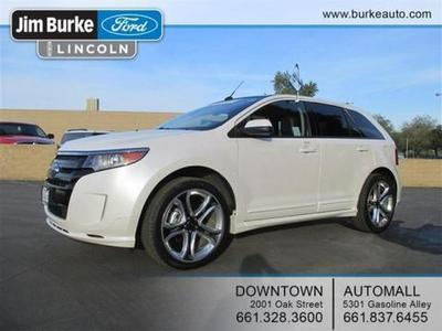 2011 Ford Edge Sport SUV for sale in Bakersfield for $31,965 with 28,181 miles.