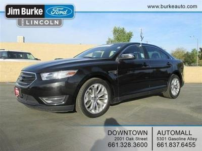 2013 Ford Taurus Limited Sedan for sale in Bakersfield for $23,685 with 27,535 miles.