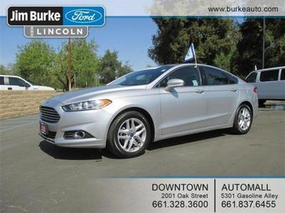 2013 Ford Fusion SE Sedan for sale in Bakersfield for $21,379 with 24,176 miles.