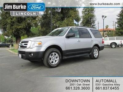 2011 Ford Expedition XL SUV for sale in Bakersfield for $25,995 with 52,676 miles.