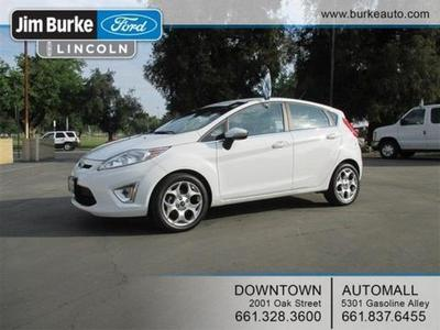 2012 Ford Fiesta SES Hatchback for sale in Bakersfield for $15,743 with 32,439 miles.
