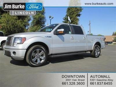 2011 Ford F150 Crew Cab Pickup for sale in Bakersfield for $29,856 with 47,034 miles.