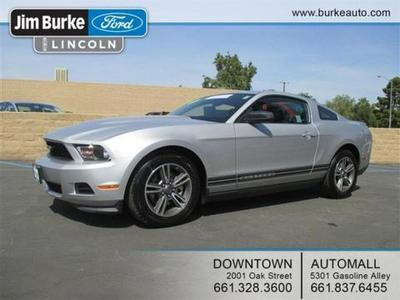 2011 Ford Mustang Coupe for sale in Bakersfield for $18,426 with 17,690 miles.