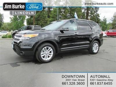 2012 Ford Explorer XLT SUV for sale in Bakersfield for $29,974 with 42,632 miles.