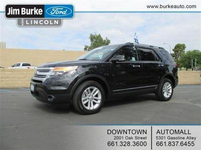 2013 Ford Explorer XLT SUV for sale in Bakersfield for $31,986 with 22,856 miles.