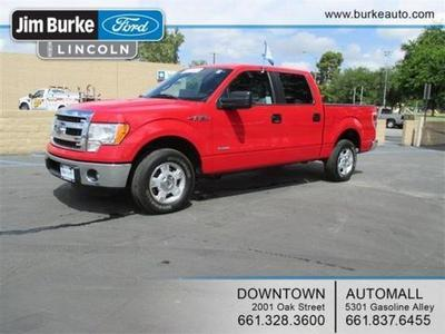 2013 Ford F150 Crew Cab Pickup for sale in Bakersfield for $29,998 with 16,945 miles.