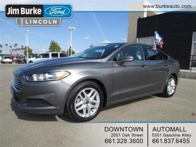 2013 Ford Fusion SE Sedan for sale in Bakersfield for $21,798 with 7,821 miles.