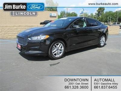 2013 Ford Fusion SE Sedan for sale in Bakersfield for $21,860 with 25,267 miles.