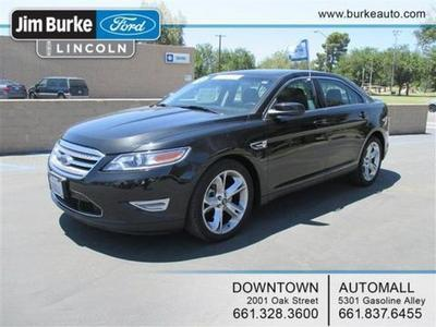 2012 Ford Taurus SHO Sedan for sale in Bakersfield for $30,862 with 18,512 miles.