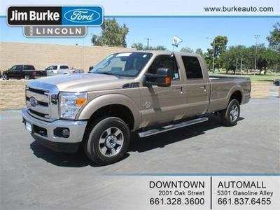 2013 Ford F350 Crew Cab Pickup for sale in Bakersfield for $61,420 with 3,584 miles.