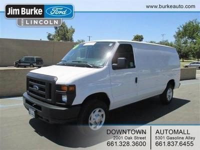 2013 Ford E150 Cargo Van for sale in Bakersfield for $21,950 with 27,368 miles.