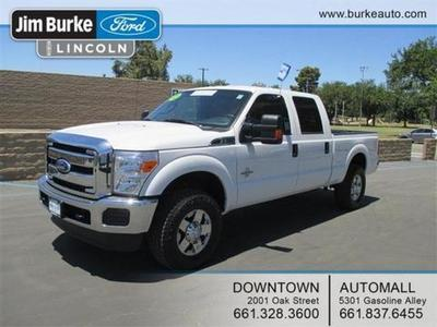 2012 Ford F250 Crew Cab Pickup for sale in Bakersfield for $39,866 with 34,832 miles.