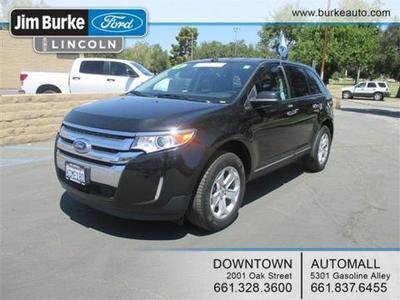 2011 Ford Edge SEL SUV for sale in Bakersfield for $24,935 with 27,247 miles.