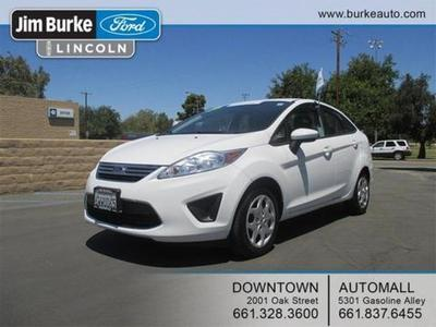 2012 Ford Fiesta SE Sedan for sale in Bakersfield for $13,987 with 33,492 miles.