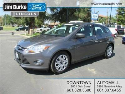 2012 Ford Focus SE Hatchback for sale in Bakersfield for $15,420 with 38,635 miles.