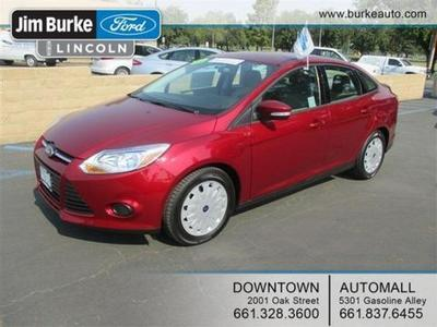 2013 Ford Focus SE Sedan for sale in Bakersfield for $15,653 with 19,546 miles.