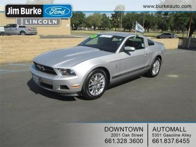 2012 Ford Mustang V6 Coupe for sale in Bakersfield for $24,530 with 23,172 miles.