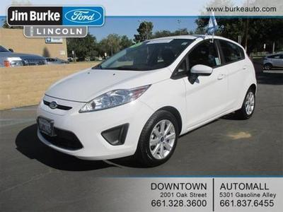 2012 Ford Fiesta SE Hatchback for sale in Bakersfield for $13,996 with 20,360 miles.