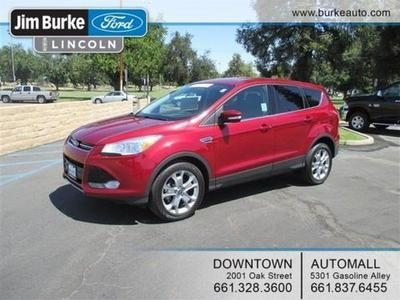 2013 Ford Escape SEL SUV for sale in Bakersfield for $20,684 with 35,863 miles.