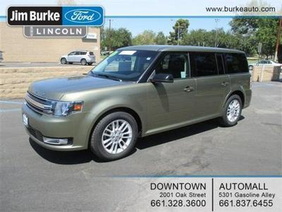 2013 Ford Flex SEL SUV for sale in Bakersfield for $25,962 with 30,547 miles.