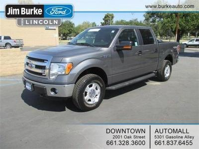 2013 Ford F150 Crew Cab Pickup for sale in Bakersfield for $36,660 with 22,291 miles.