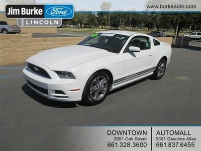 2014 Ford Mustang V6 Coupe for sale in Bakersfield for $26,040 with 22,840 miles.