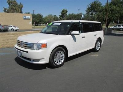 2012 Ford Flex SEL SUV for sale in Bakersfield for $27,230 with 31,940 miles.