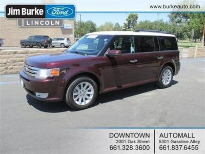 2011 Ford Flex SEL SUV for sale in Bakersfield for $25,743 with 20,100 miles.
