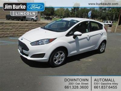 2014 Ford Fiesta SE Hatchback for sale in Bakersfield for $16,895 with 4,015 miles.