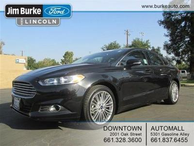 2014 Ford Fusion SE Sedan for sale in Bakersfield for $25,440 with 23,415 miles.