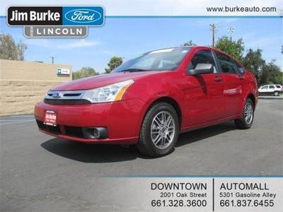 2011 Ford Focus SE Sedan for sale in Bakersfield for $13,430 with 34,216 miles.