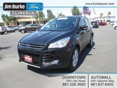2013 Ford Escape SEL SUV for sale in Bakersfield for $22,130 with 26,211 miles.